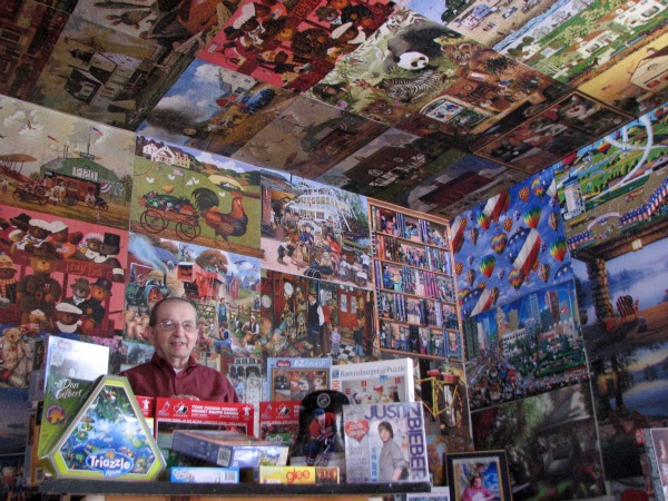 La Maison Du Puzzle avec Jean Paul le Puzzleman